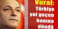 Vural, Türkiye'de ajanlar cirit atıyor
