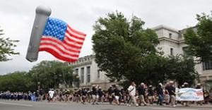 Washington'da 'Bağımsızlık Günü' kutlanıyor