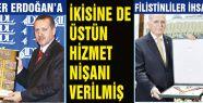 Yahudiler Erdoğan'a, Filistinliler İhsanoğlu'na