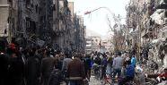 Yardım merkezine saldırı: 9 ölü