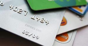 Yasal takibe giren kredi kartı sayısında artış