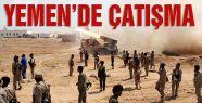 Yemen'de çatışma 52  ölü