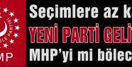 Yeni Parti MHP'yi mi bölecek?