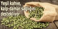 Yeşil kahve, kalp-damar sağlığını destekliyor