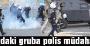 YSK'daki gruba polis müdahalesi