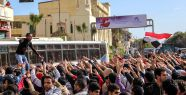 Yurdışındaki Mısırlılar darbeyi protesto etti...