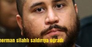 Zimmerman silahlı saldırıya uğradı