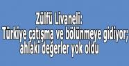 Zülfü Livaneli'den Çarpıcı Açıklamalar