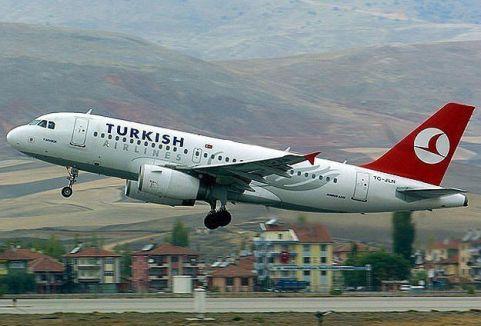 THY'den yeni uçuş hattı...