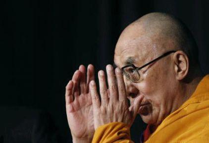 Tibet'li Dini Lider'den Kınama...