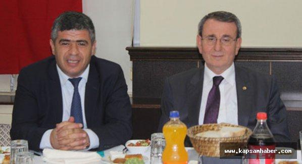 Ticaret odaları ve borsalar müşterek toplantısı Havza'da yapıldı