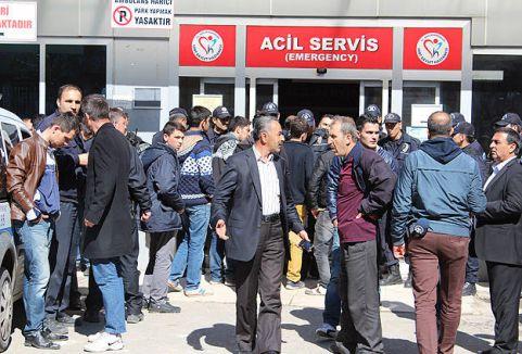 Tillo İlçe Belediye Başkan adayı Aydın hayatını kaybetti...