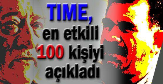 TIME, En Etkili 100 İsim, Şaşıracaksınız!