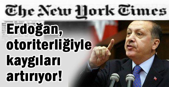 """Times :""""Türkiye Karışıklık İçinde"""""""