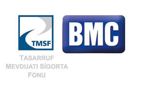 TMSF BMC'yi satışa çıkardı