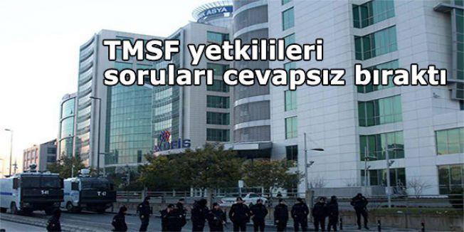 TMSF yetkilileri soruları cevapsız bıraktı