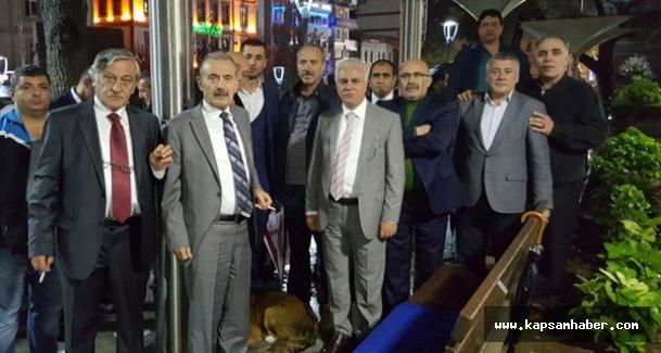 Trabzon'da MHP'nin Seçim Çalışmalarına Engel Olundu