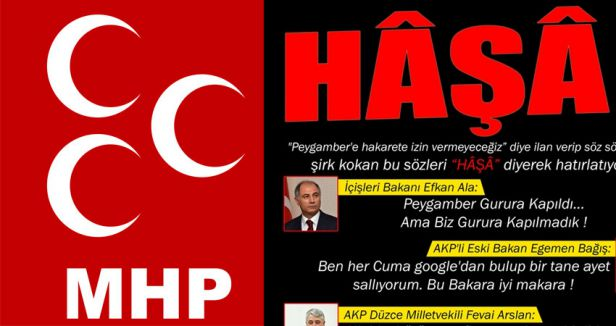 Trabzon'da MHP'den Etki gösteren tepki!