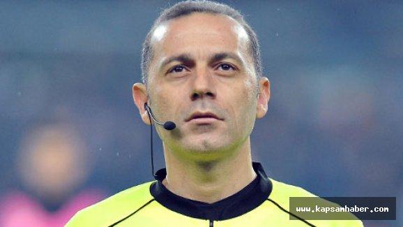 Trabzonspor'da, Cüneyt Çakır'a tepkiler büyüyor