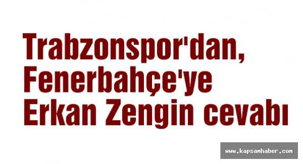Trabzonspor'dan, Fenerbahçe'ye cevap!