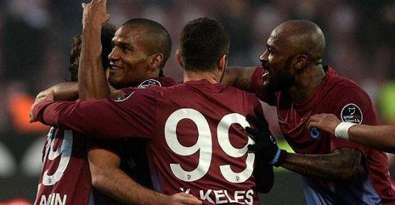 Trabzonspor  Erciyesspor'u  mağlup etti.