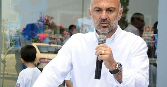 Trabzonspor Kulübü'nde istifa...