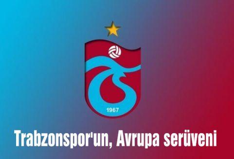 Trabzonspor'un, Avrupa serüveni