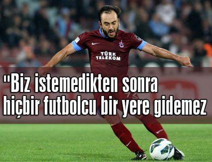 Trabzonspor'un kararlı duruşu...