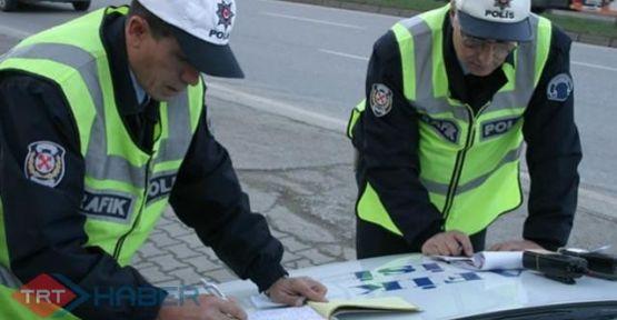 Trafik cezası borcu olanlara müjde
