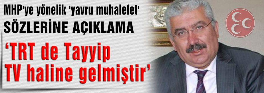 """TRT """"Tayyip TV"""" Haline Gelmiştir"""