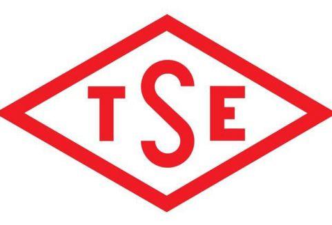 TSE markasının bulunmasına dikkat edin