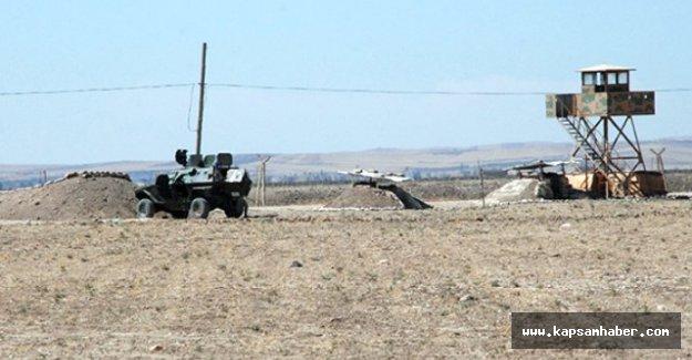 TSK'dan açıklama;Askere ateş açıldı