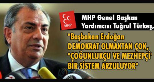 Tuğrul Türkeş;