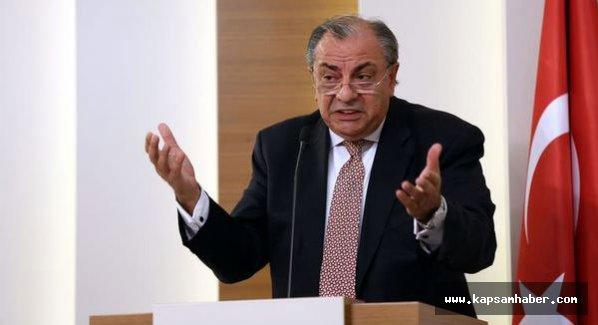 Tuğrul Türkeş'ten açıklama...