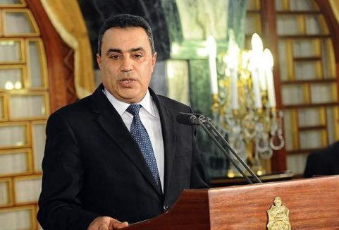 Tunus'ta Kabineye Güvenoyu...