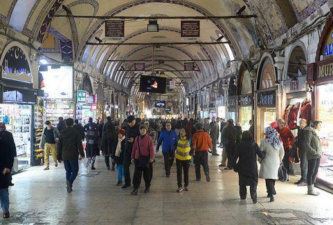 Turistler İstanbul'u güvenli hissediyor...
