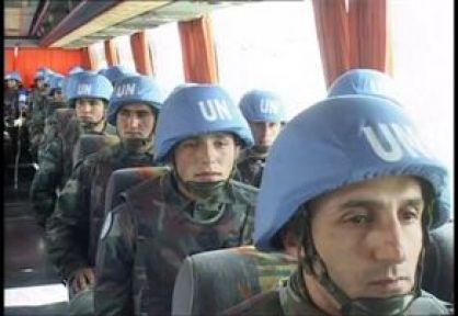Türk Askeri Lübnan'dan Çekiliyor...