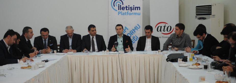 Türk basın sektörü dünyaya açılamıyor...