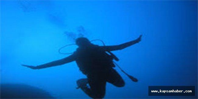 Türk dalgıç, dünya rekoru için yola çıktı