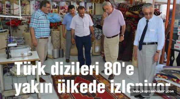 Türk dizileri 80'e yakın ülkede izleniyor