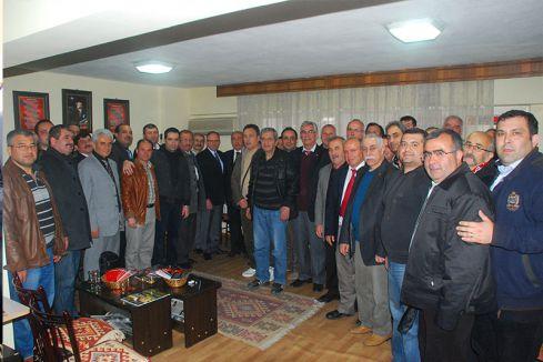 Türk Eğitim-sen'den Destek