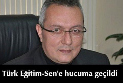 Türk Eğitim-Sen'e hucuma geçildi