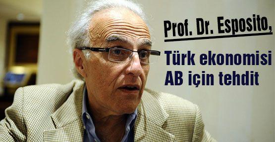 Türk ekonomisi AB için tehdit