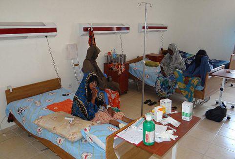 Türk hastanesi umut oldu