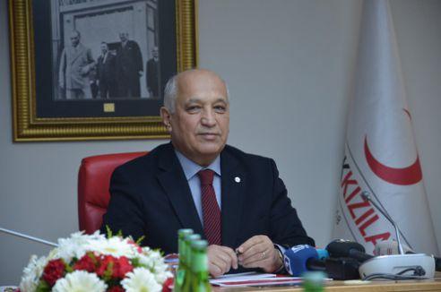 Türk Kızılayı Başkanı Akar: Türkmen kardeşlerimize de yardım ediyoruz