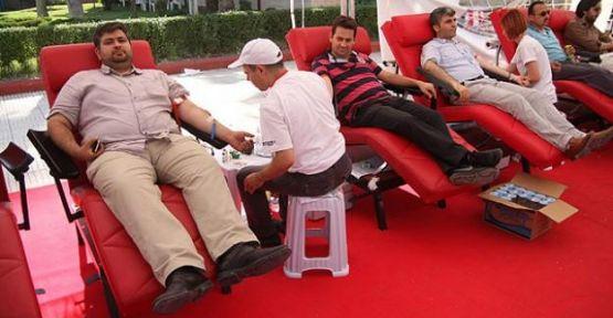 Türk Kızılayı'ndan kan ürünleri fabrikası