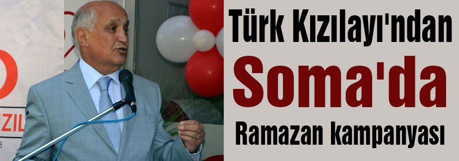 Türk Kızılayı'ndan Ramazan Yardımı