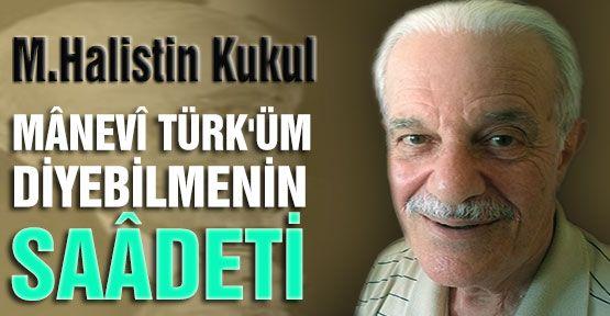 Türk nine ve dedelerine ihtiyacı vardır