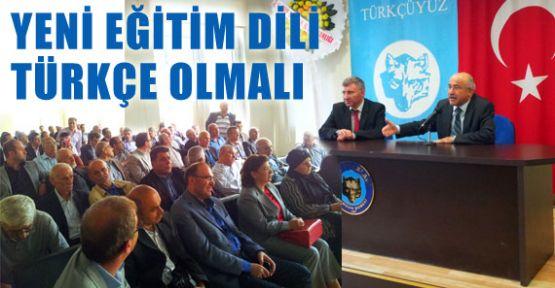 Türk Ocakları Gnel Başkanı Öz Samsun'da