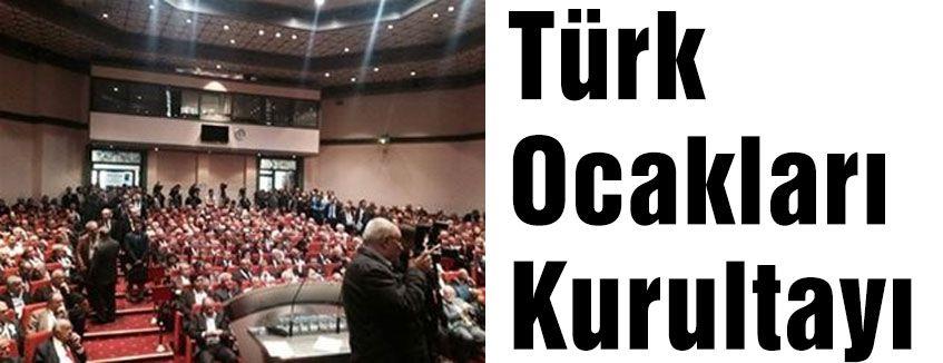 Türk Ocakları Kurultayı